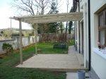 decking, pergolas, fencing, timber features